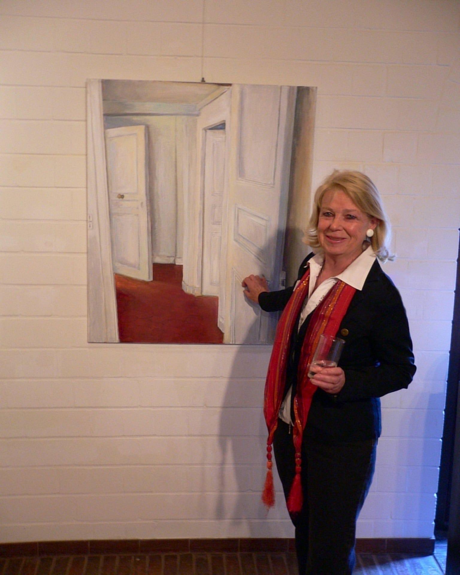 Beate Fröhlich: Ausstellungseröffnung