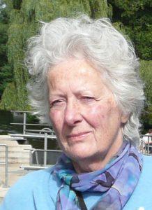 Portrait von Gilda Kleeberg-Poncini