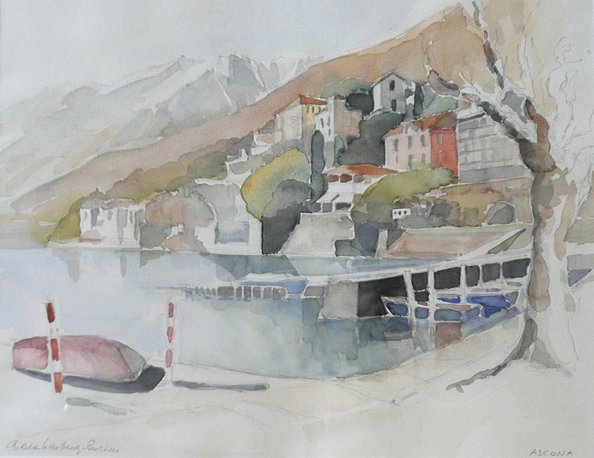 Gilda Kleeberg-Poncini: Ascona Tessin