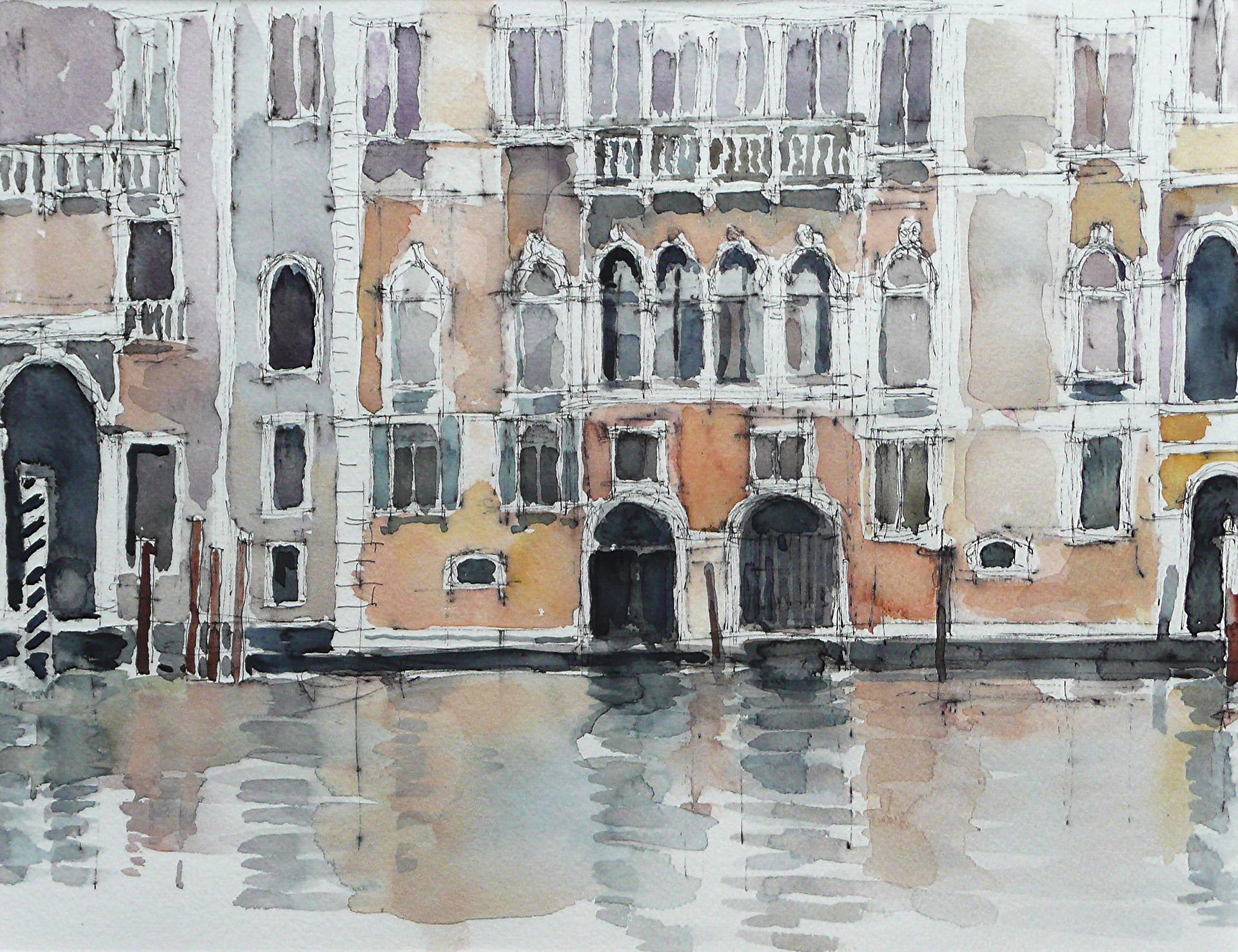 Gilda Kleeberg-Poncini: Venedig