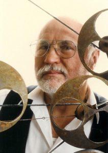 Portrait von Helmut Baur