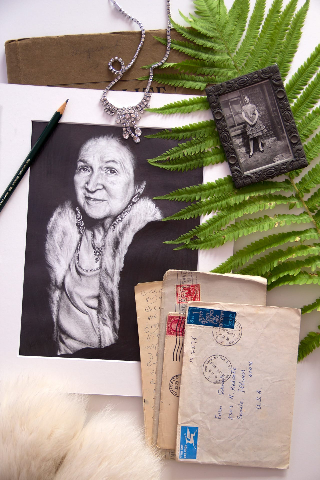 Ilana Denis-Bauer:The Permanence of Memory: Fern