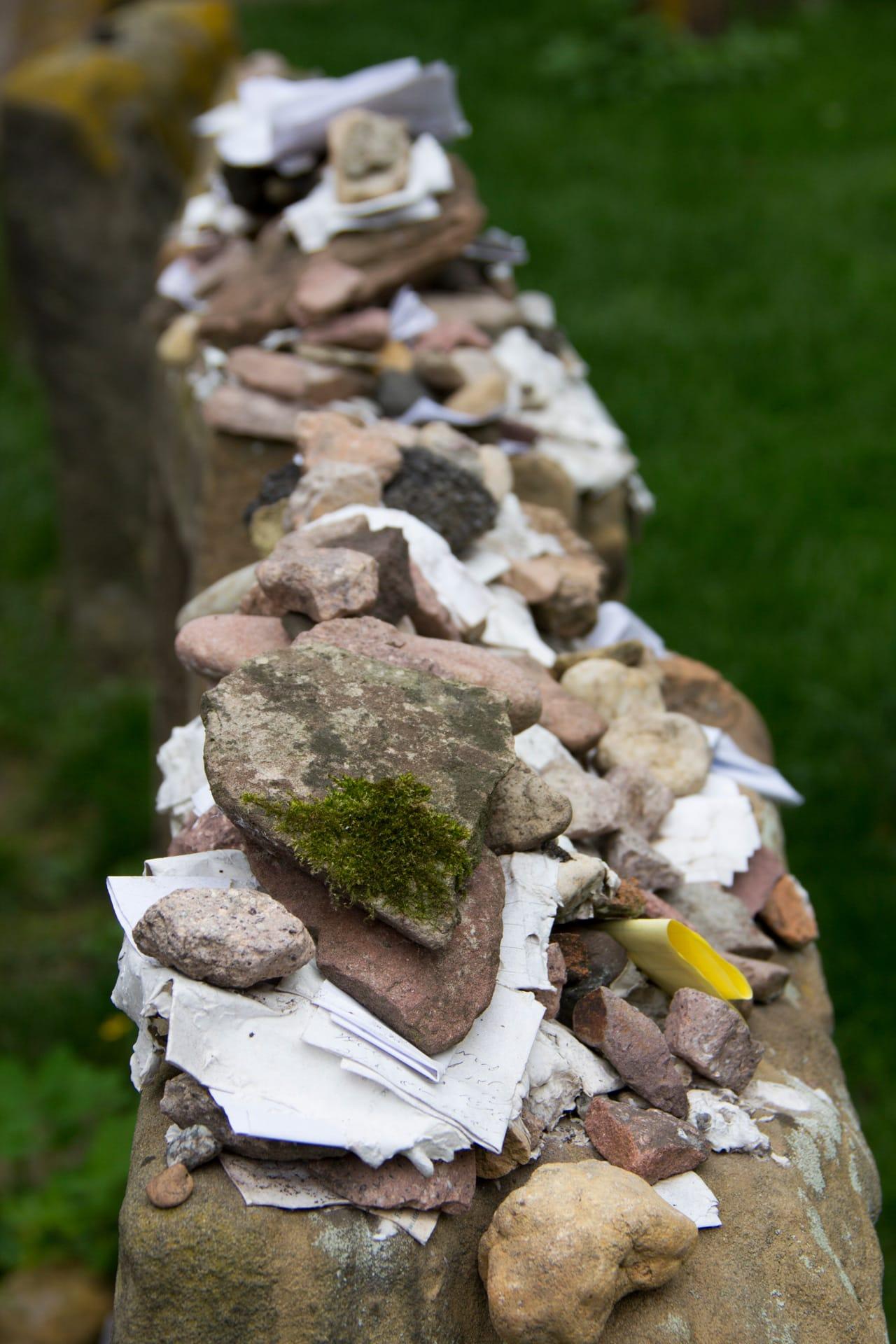 Ilana Denis-Bauer: The Permanence of Memory: Stone