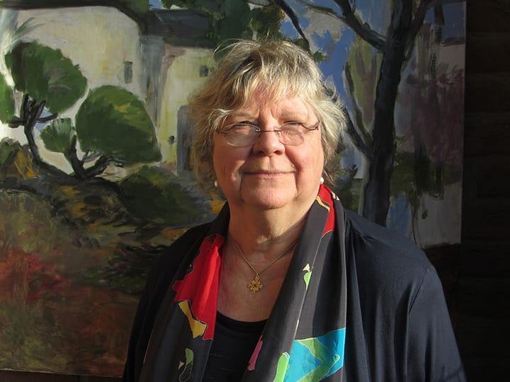 Portrait von Karin Vollenbruch