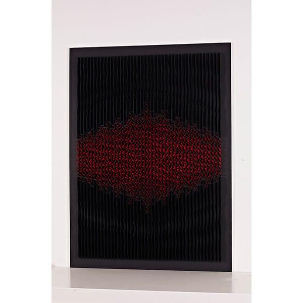 Michael Kmoth: Papierobjekt