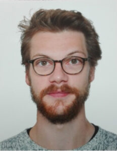 Portrait Tristan Ulysses Hutgens