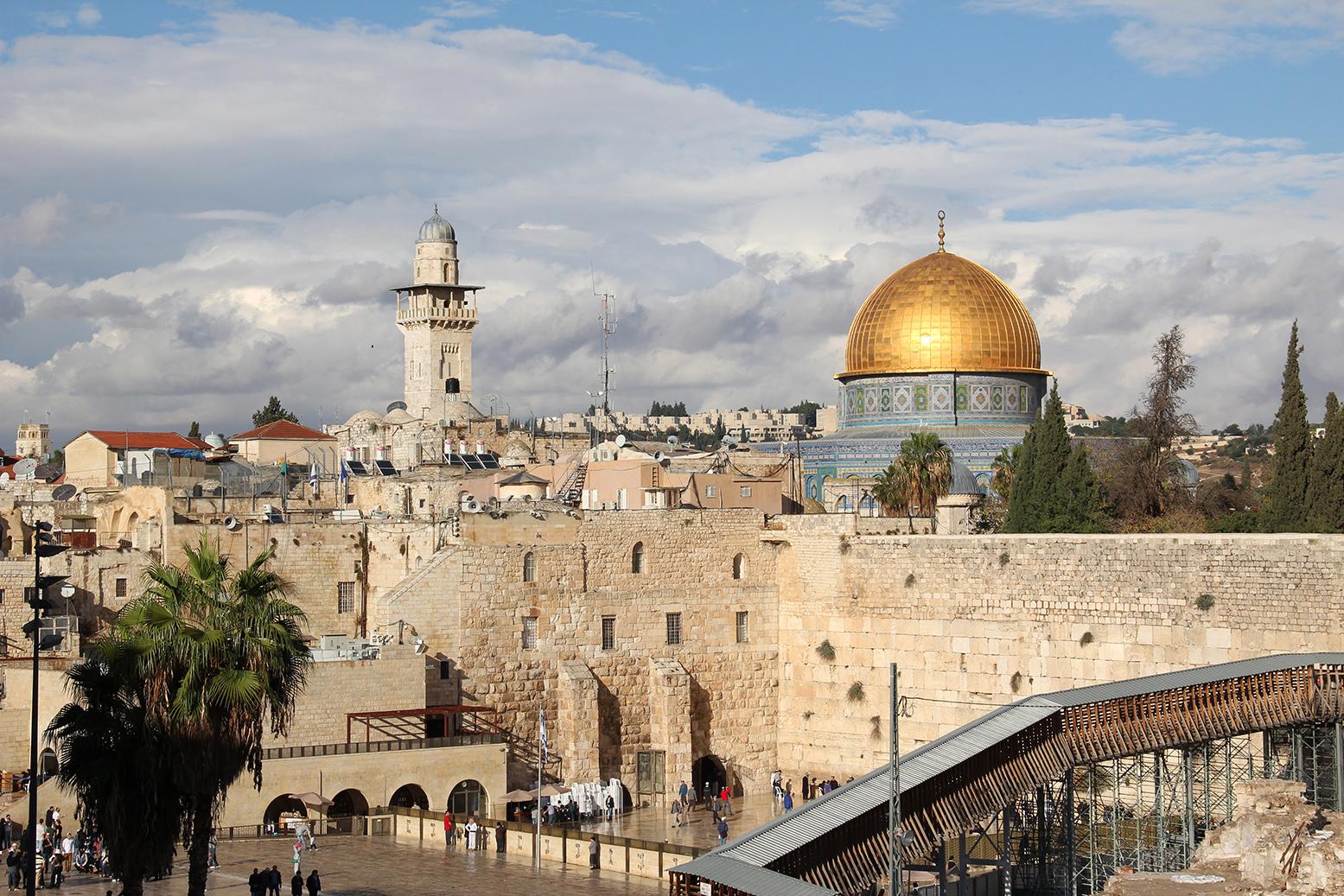 Western Wall: Jerusalem